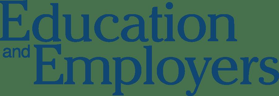 Education and Employers logo