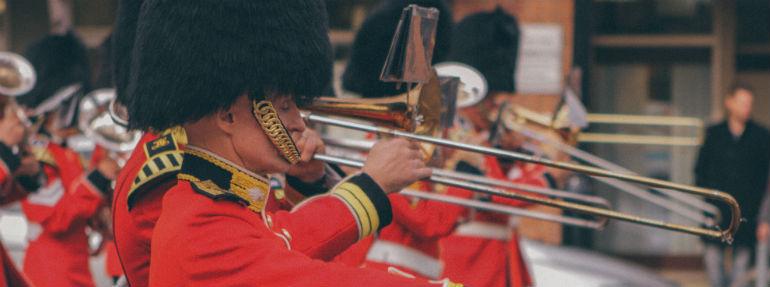 Royal Guard band