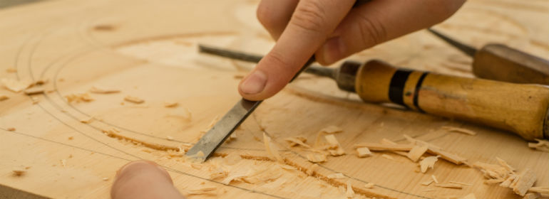 Find the right path to a woodworking career